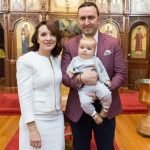 Christening Photographer Melbourne Orthodox Milan Family Photo